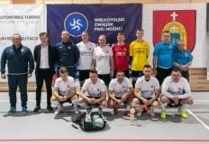Futsaliści powalczą o wojewódzki finał. Mecz w środę we Wrześni