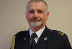Komendant miejski straży pożarnej w kontrowersyjnym nagraniu?