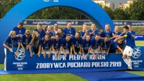 Hit w Pucharze Polski. Medyk w ćwierćfinale z Górnikiem Łęczna