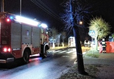Tragedia w Golinie. Pod kołami samochodu zginęła 66-latka