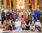 Licheń. Ponad 700 uczestników pierwszego Orszaku Trzech Króli
