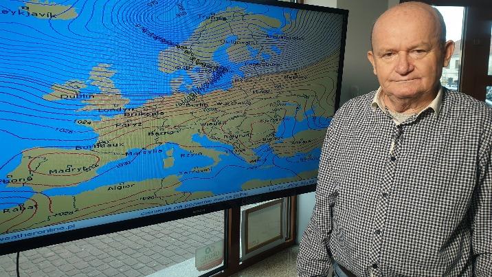 Pogoda według Kazimierza Gmerka. Zimy nadal nie widać