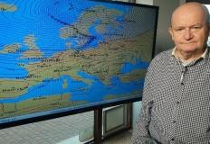 Pogoda według Kazimierza Gmerka. Zimy ciągle nie widać