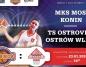 Kolejny mecz MKS MOS Konin już w czwartek. Podejmą wicelidera