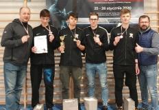 Mistrzostwa Polski Juniorów. Dwa srebrne medale dla KKSz Konin!