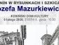 Wystawa prac Józefa Mazurkiewicza