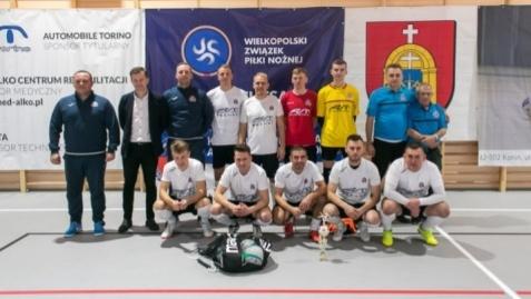 Starcie na szczycie II ligi. KKF podejmie Mosina Futsal Team