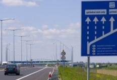 Autostrada A2. Droższy przejazd z Nowego Tomyśla do Konina