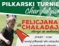 Sportowy weekend: W Ślesinie zagrają dla chorego Felicjana