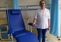 Pacjenci onkologiczni nie będą już przyjmować chemii na korytarzu