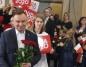 Andrzej Duda przybył do Turku prosić o głosy w wyborach