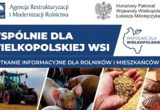 Biskupice. Rolnicy będą dyskutować o przyszłości wielkopolskiej wsi