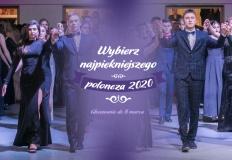 Plebiscyt na najpiękniejszego poloneza 2020! Głosowanie