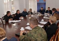 Prezydent zwołał posiedzenie Zespołu Zarządzania Kryzysowego