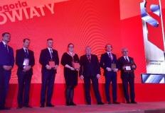 Powiat koniński doceniony za innowacyjność. Starosta z nagrodą