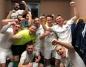 Oto wicemistrzowie II ligi futsalu! KKF - Piast Poniec 8:1!