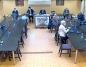 Sesja Rady Miasta Konina w maskach, rękawiczkach i w odstępach