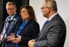 Konin. Komitet M. Kidawy-Błońskiej nie zgłosi członków do komisji
