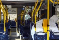Konin. MZK uspokaja pasażerów, regularnie dezynfekuje autobusy