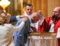 Licheń. Wstąpił do kościoła w wigilię Zesłania Ducha Świętego