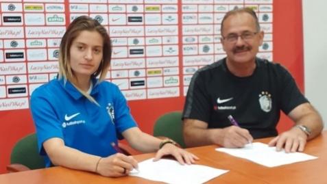 Hit transferowy Medyka Konin. Klaudia Fabová nową piłkarką!