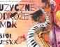 """Cykl letnich koncertów edukacyjnych """"Muzyczne podróże z MDK"""""""