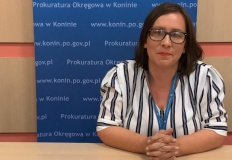 Prokuratura Okręgowa z dobrowolnymi wpłatami dla Alicji