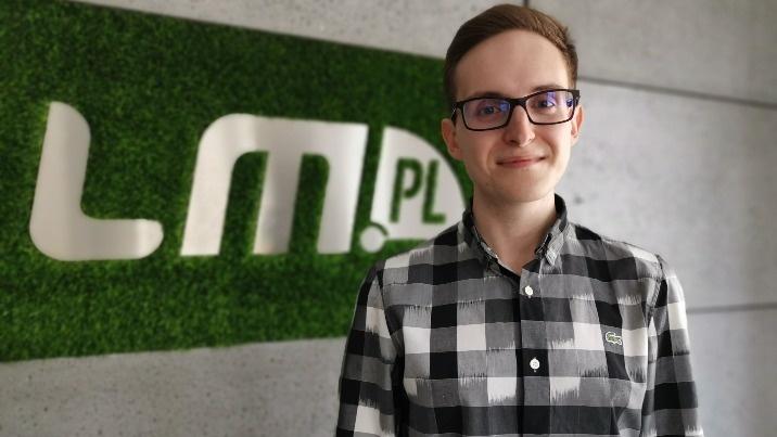 Bartosz Małaczek z energią młodości wkracza do Rady Miasta