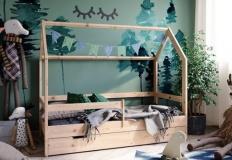 Łóżko domek - skąd ten fenomen i tak duża popularność łóżek dla dzieci w kształcie domków?