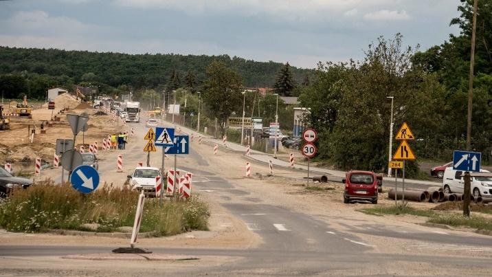Konin. Zmiana organizacji ruchu na odcinku ulicy Kleczewskiej