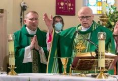 Sławsk. Biskup Mering wprowadził nowego proboszcza