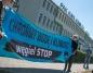 Aktywiści na odkrywce Drzewce. Protest też w Kleczewie