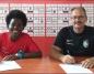 Abambila oficjalnie piłkarką Medyka. Zrobi karierę, jak Chapeh?