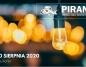 Festiwal Ognia, Światła i Pirotechniki Pirania na koniec wakacji