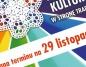 """Zmiana terminu Festiwalu Kultury """"W stronę tradycji"""" na listopad"""