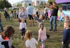 Bańkowe szaleństwo na Chorzniu. Zabawa dla małych i dużych
