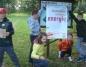 Poznawali Radolinę. Młodzież i cykliści odkrywali skarby sołectwa