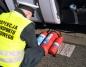 Przewoźnicy ukarani za brak ważnych gaśnic. Kontrola WITD na A2