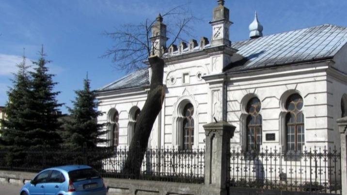 Konin. Radni dali zielone światło do wymiany działki za synagogę