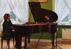Recital Chopinowski w Żychlinie. Z okazji 10-lecia pomnika