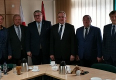 Samorządowcy o modernizacjach dróg w gm. Ślesin i Kleczew