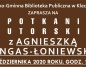 Kleczew. Spotkanie autorskie z Agnieszką Lingas-Słoniewską