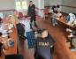 Druhowie ochotnicy z gminy Golina przeszli kurs pierwszej pomocy