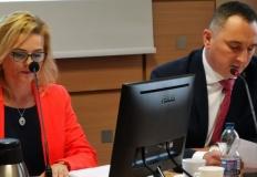 Burzliwe obrady. Zmiany w prezydium Rady Powiatu Konińskiego