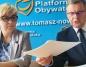 Parlamentarzyści KO apelują o wspólną pracę dla subregionu