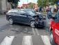Wypadek w Golinie. Bus zderzył się z samochodem osobowym