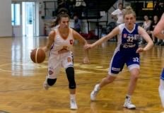 Pierwsza porażka MKS MOS Konin, grały bez Kamili Rogulskiej