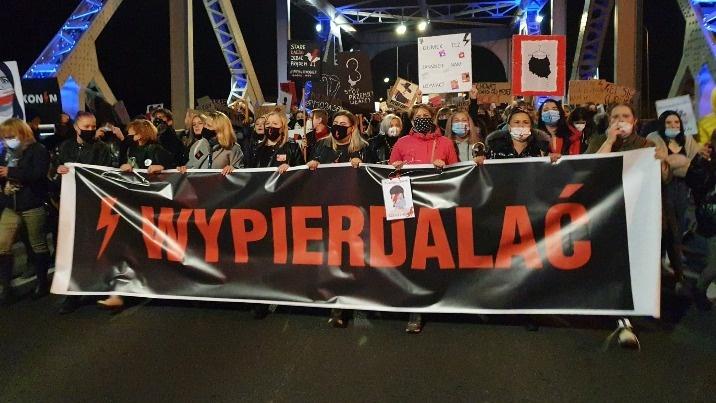 Kilka tysięcy osób protestowało na ulicach Konina