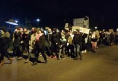 Mieszkańcy Sompolna i okolic zamanifestowali swój sprzeciw