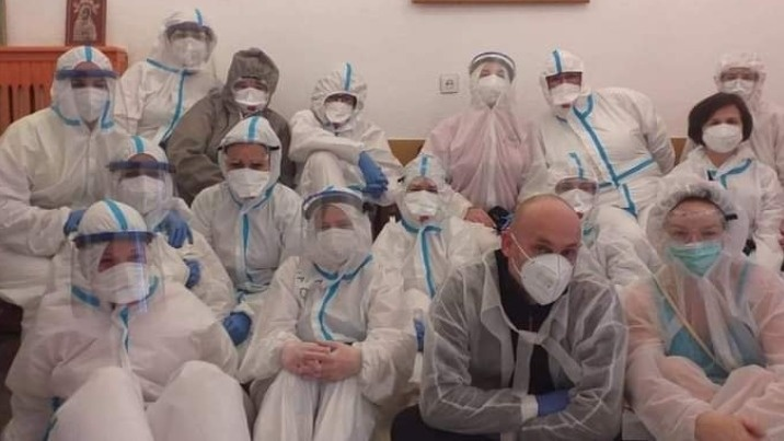 Zarażeni mieszkańcy i pracownicy DPS w Koninie są już zdrowi